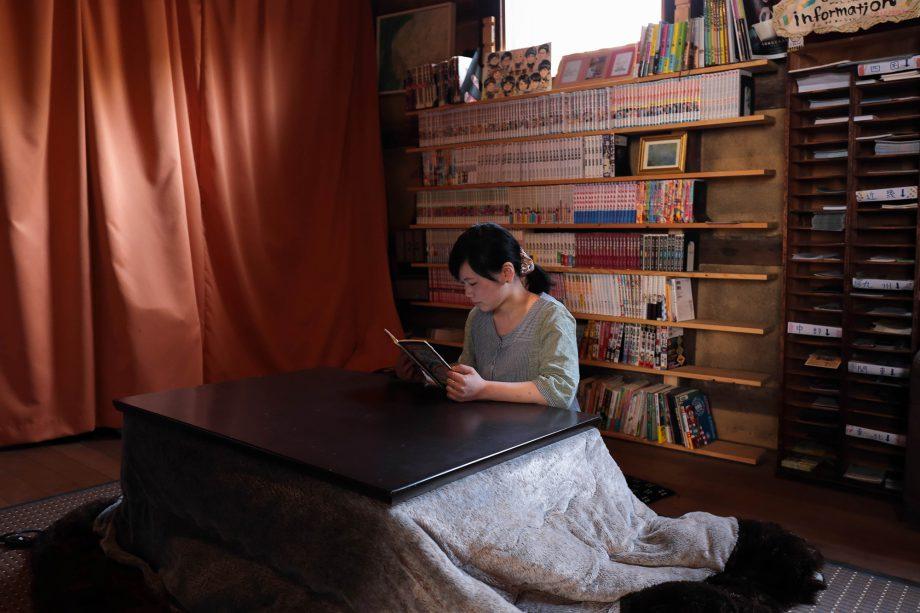 ゲストハウス有鄰庵「蔵」の部屋