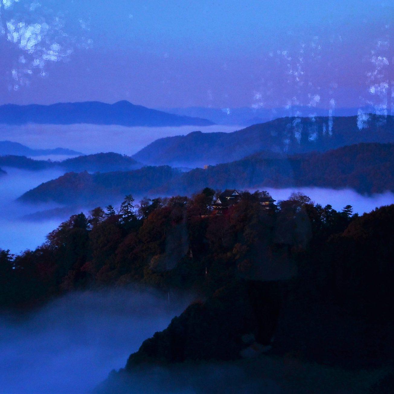 備中松山城を見に行ってみた!